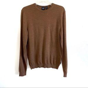 Boss Hugo Boss 100% virgin wool slim fit pullover